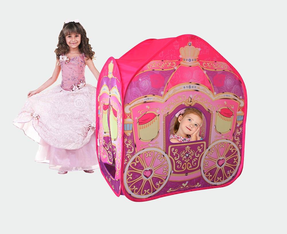 Tienda carruaje de princesa PATIO