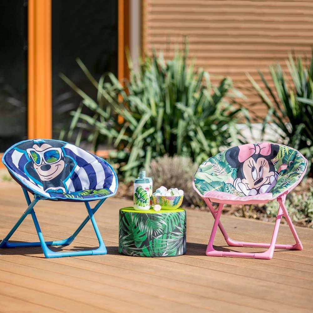 Krzesełko składane Minnie DISNEY