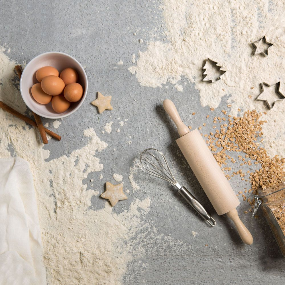 Rouleau tournant à pâtisserie 39,5 cm EKO-DREW