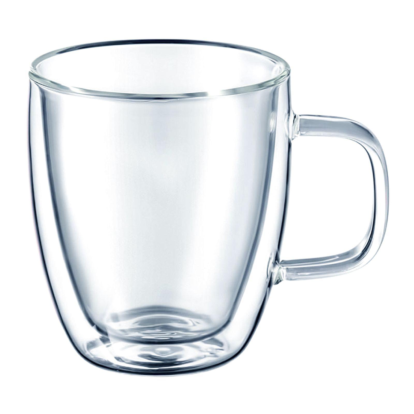 Komplet 2 kubków / szklanek termicznych Mia 350 ml AMBITION
