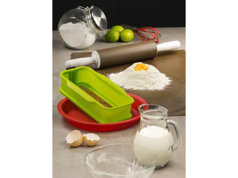 Rouleau à pâtisserie en silicone Delice Brown 46,5 cm AMBITION