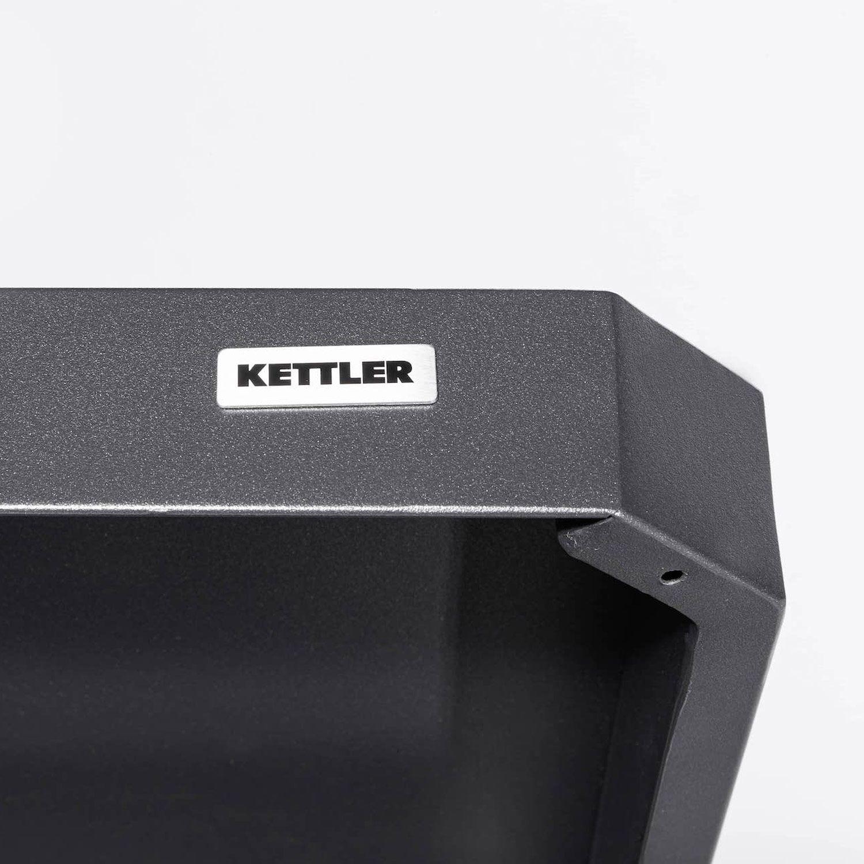 Skrzynia na poduszki Kettcase antracytowa 165 x 75 x 75 cm KETTLER