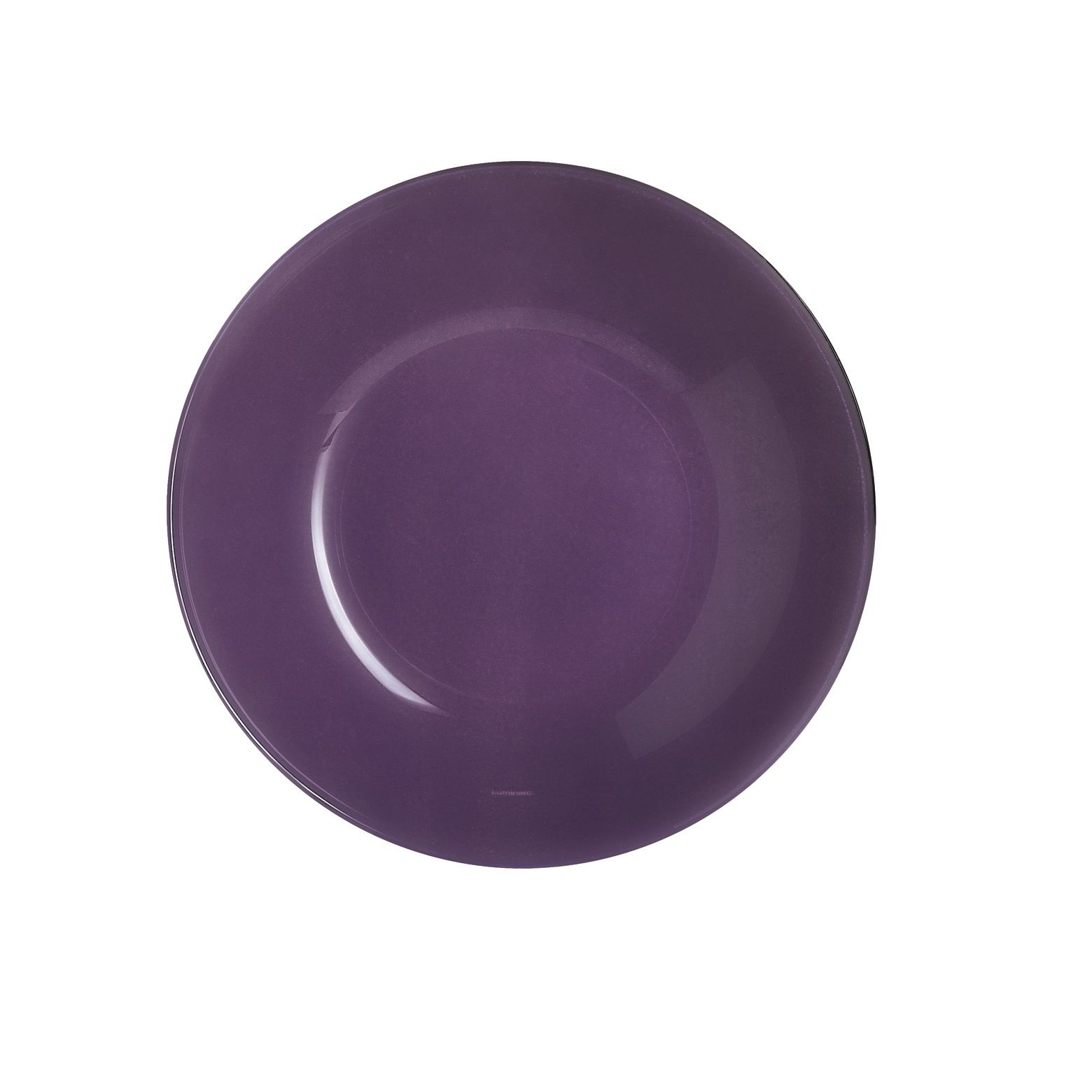 Assiette creuse Arty Purple 20 cm LUMINARC