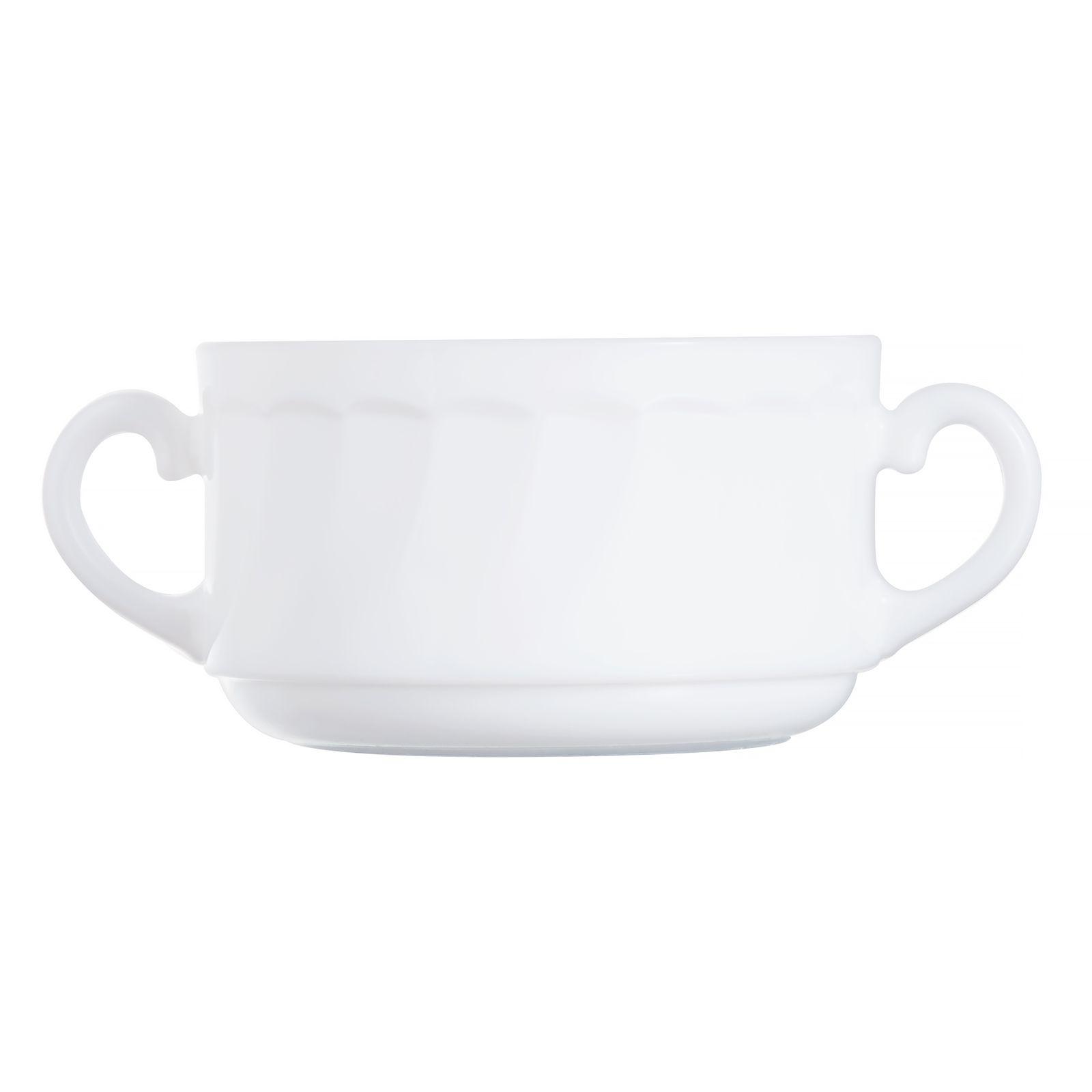 Tasse à consommé Trianon 300 ml LUMINARC