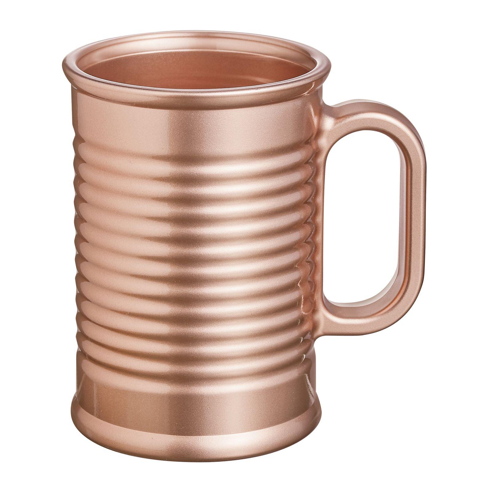 Kubek Conserve Moi 320 ml  miedziany-metalik LUMINARC