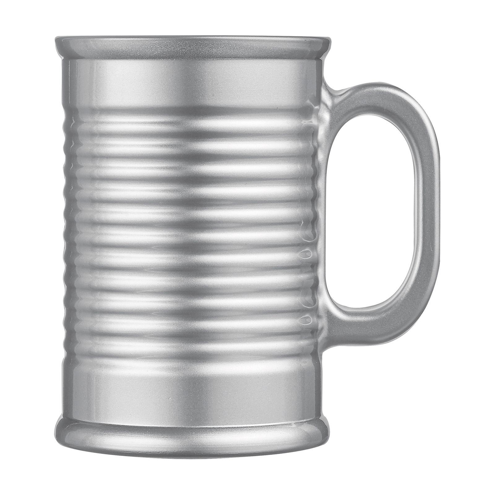 Kubek Conserve Moi 320 ml srebrny-metalik LUMINARC