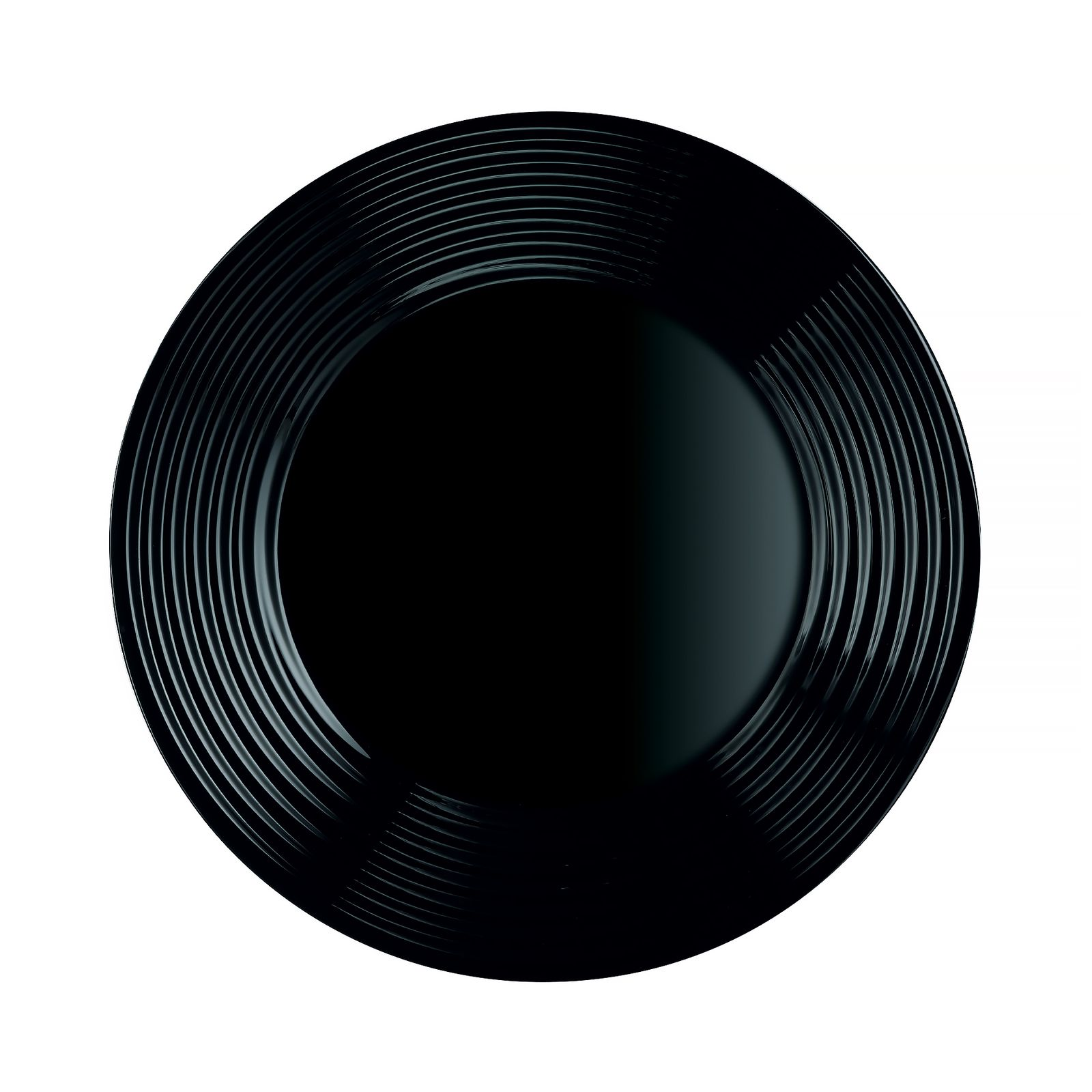 Dessert plate Harena 19 cm black LUMINARC