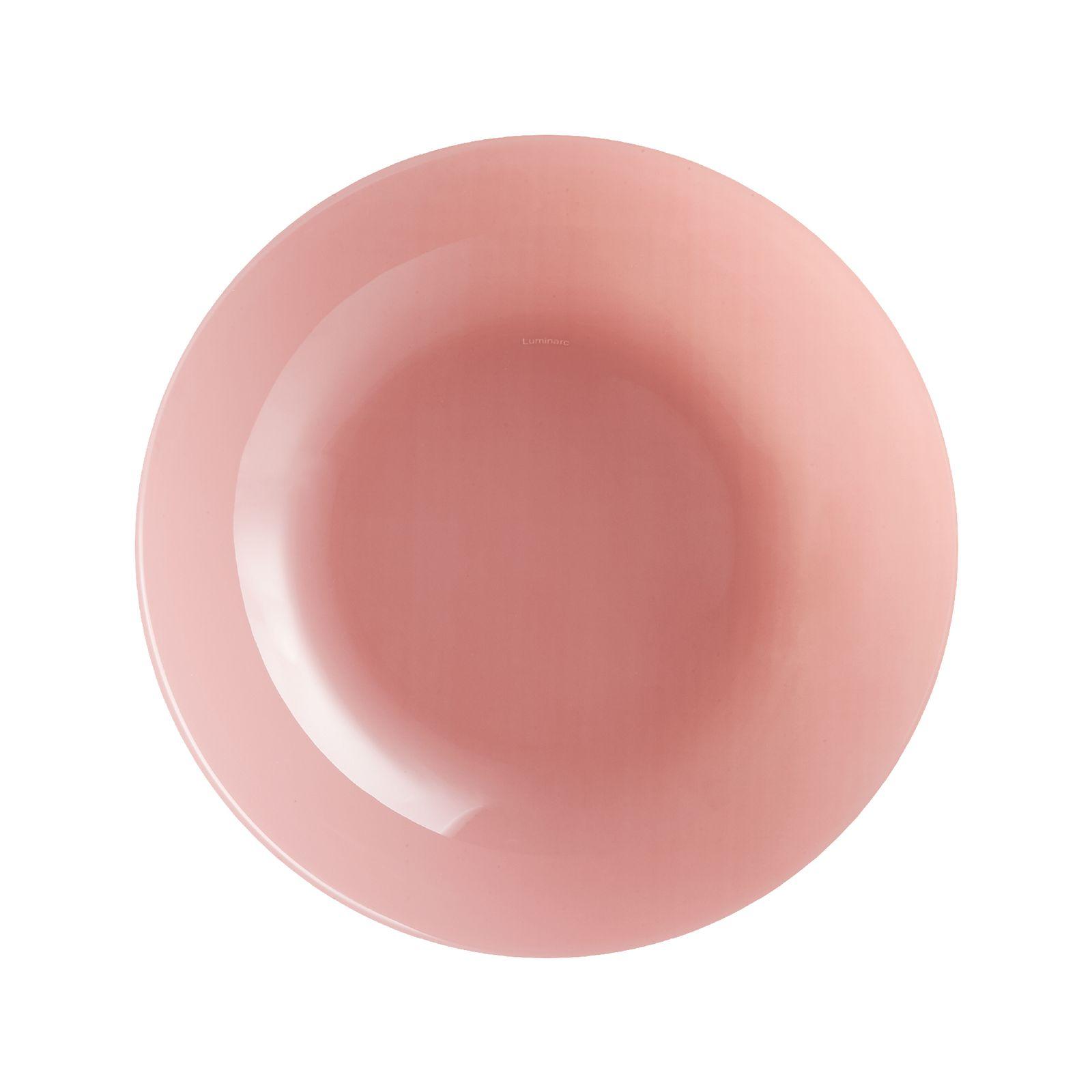 Assiette creuse Arty Blush 20 cm LUMINARC