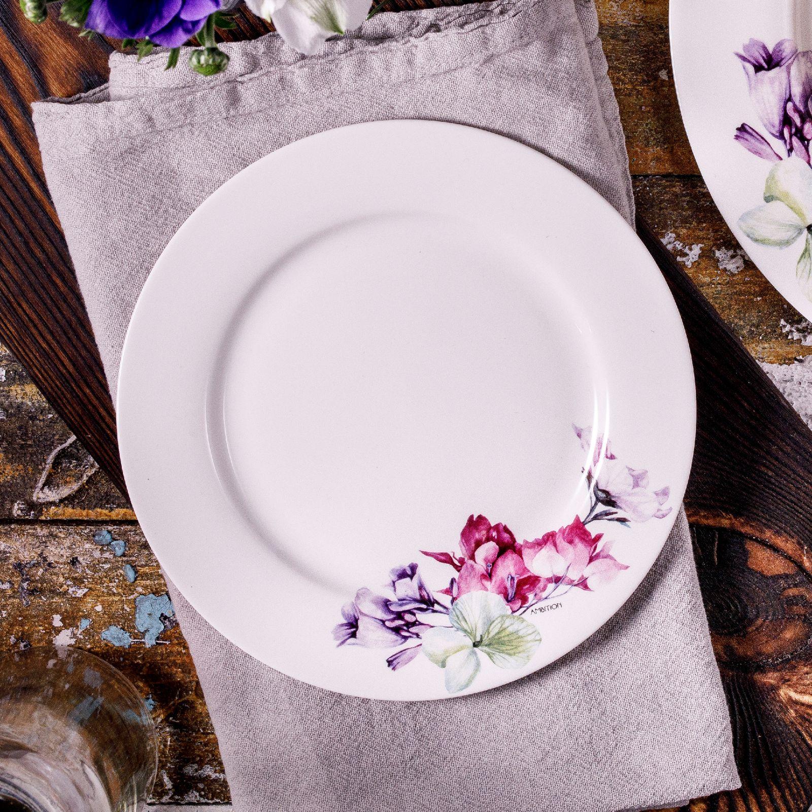 Dinner plate Garden 27 cm AMBITION