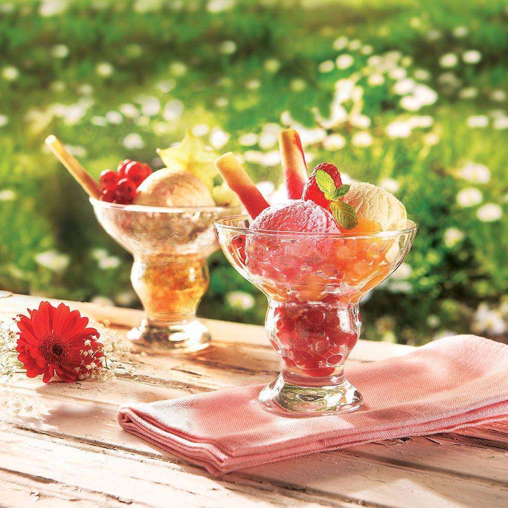 Lot de 6 coupes à dessert  Freezy 27 cl LUMINARC