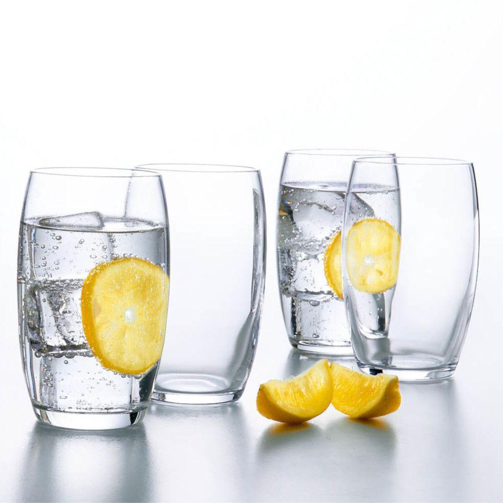 Set of 6 glasses Versailles 375 ml LUMINARC