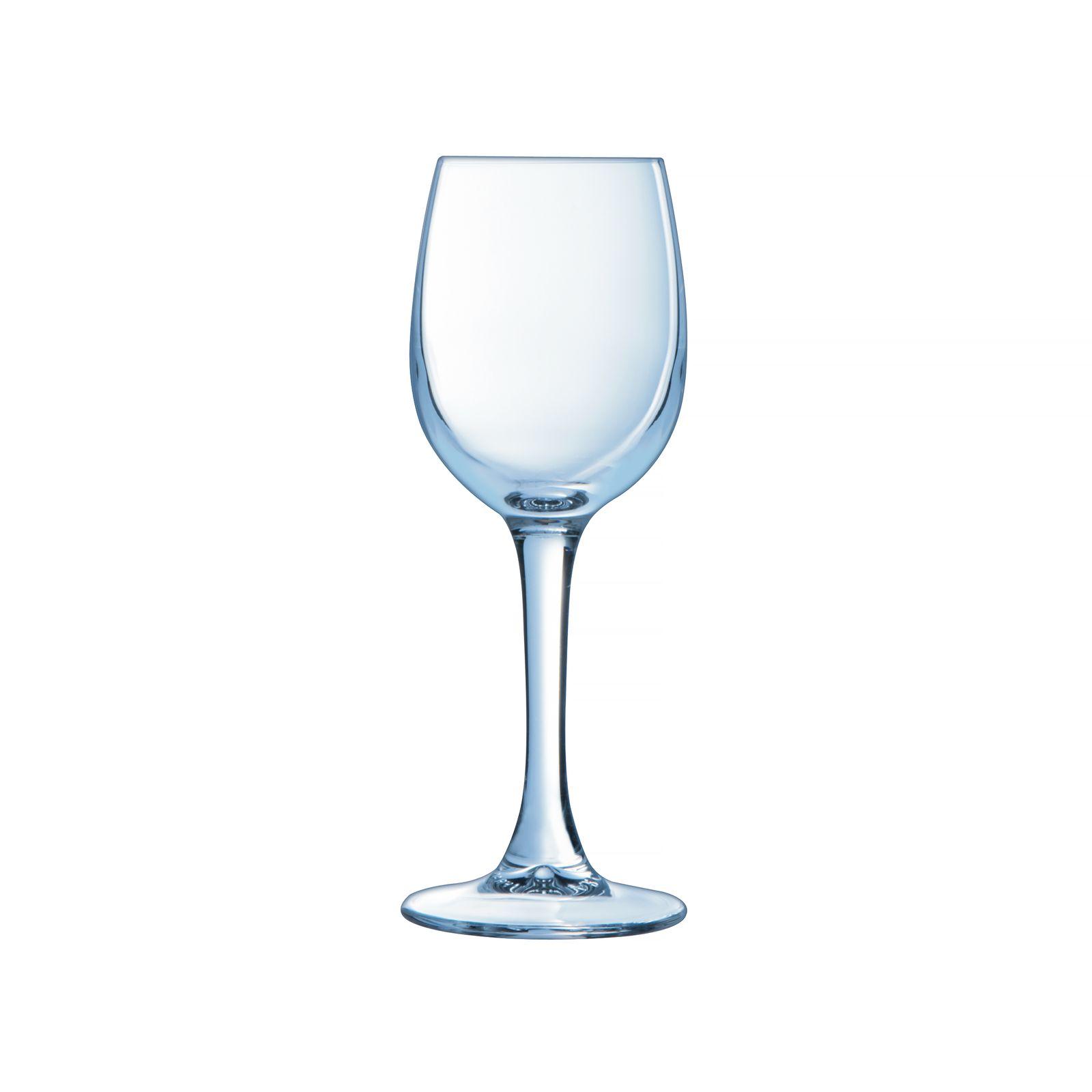 Set de 6 copas de vodka Versailles 5 cl LUMINARC