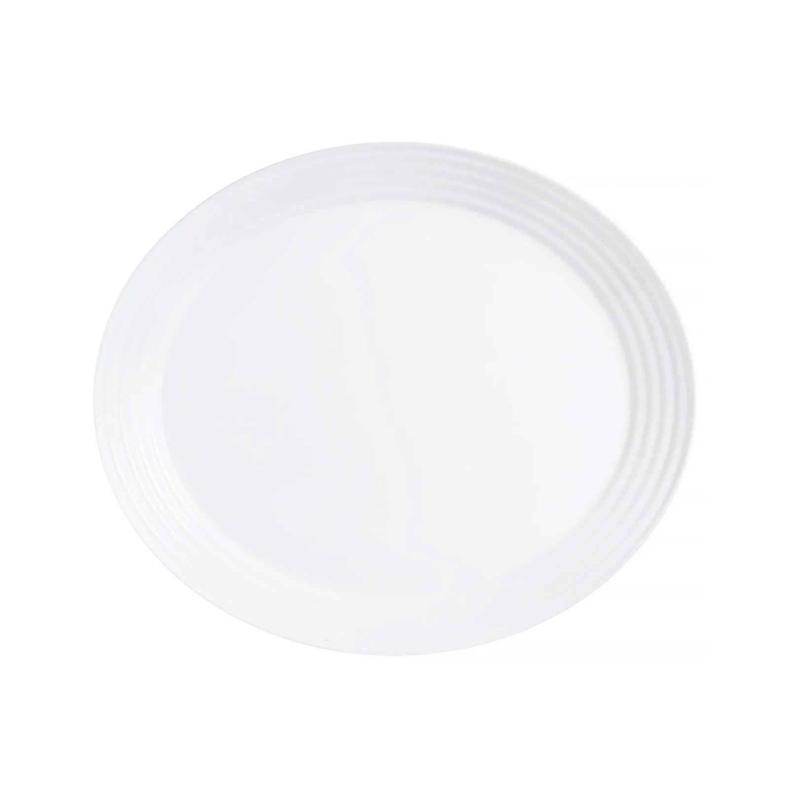 Plat ovale Harena 33 cm LUMINARC