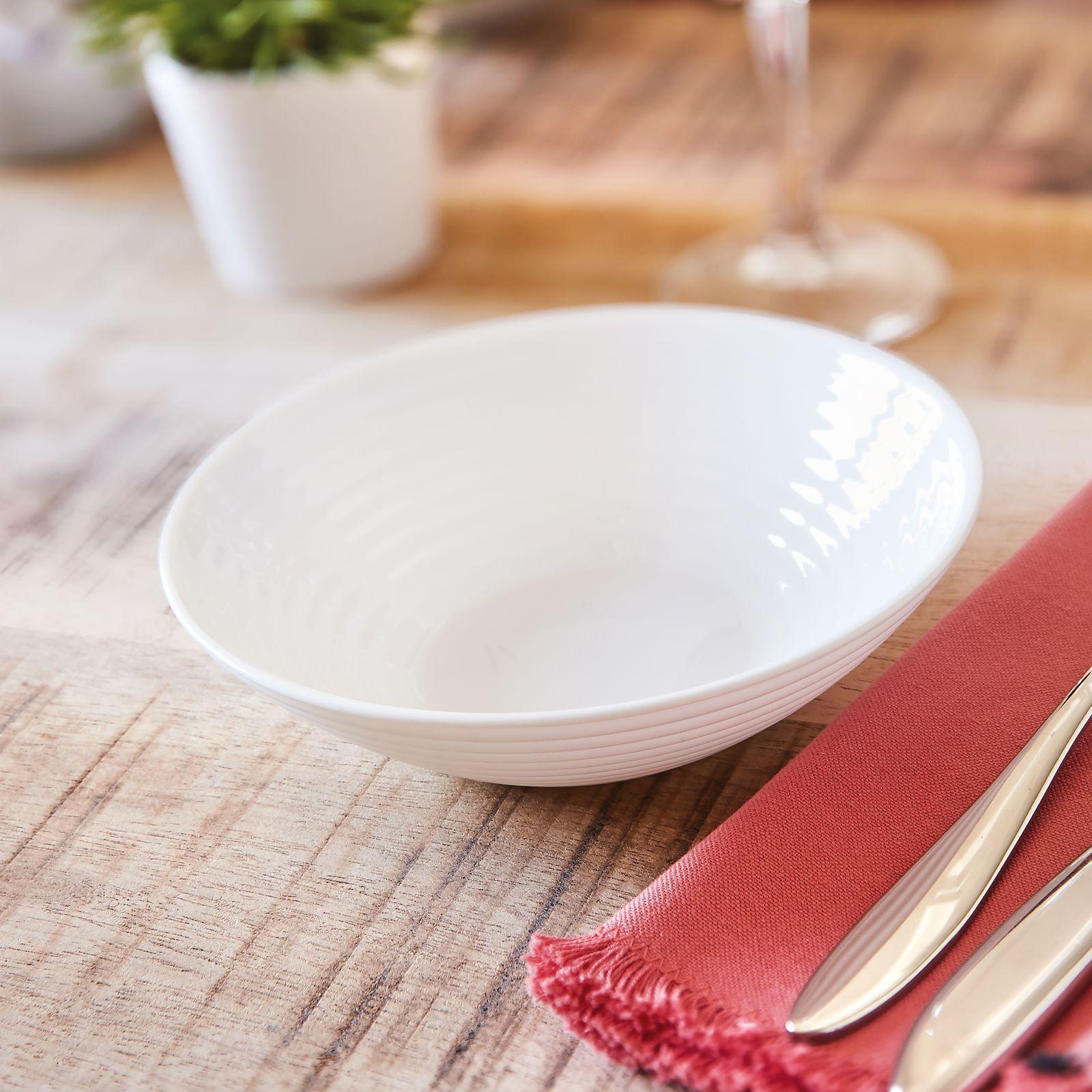 Salad bowl / deep plate Harena 20 cm LUMINARC