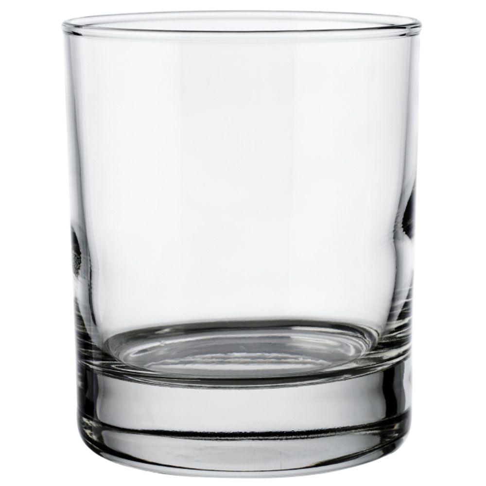 Set of 6 glasses Sunrise 300 ml AMBITION