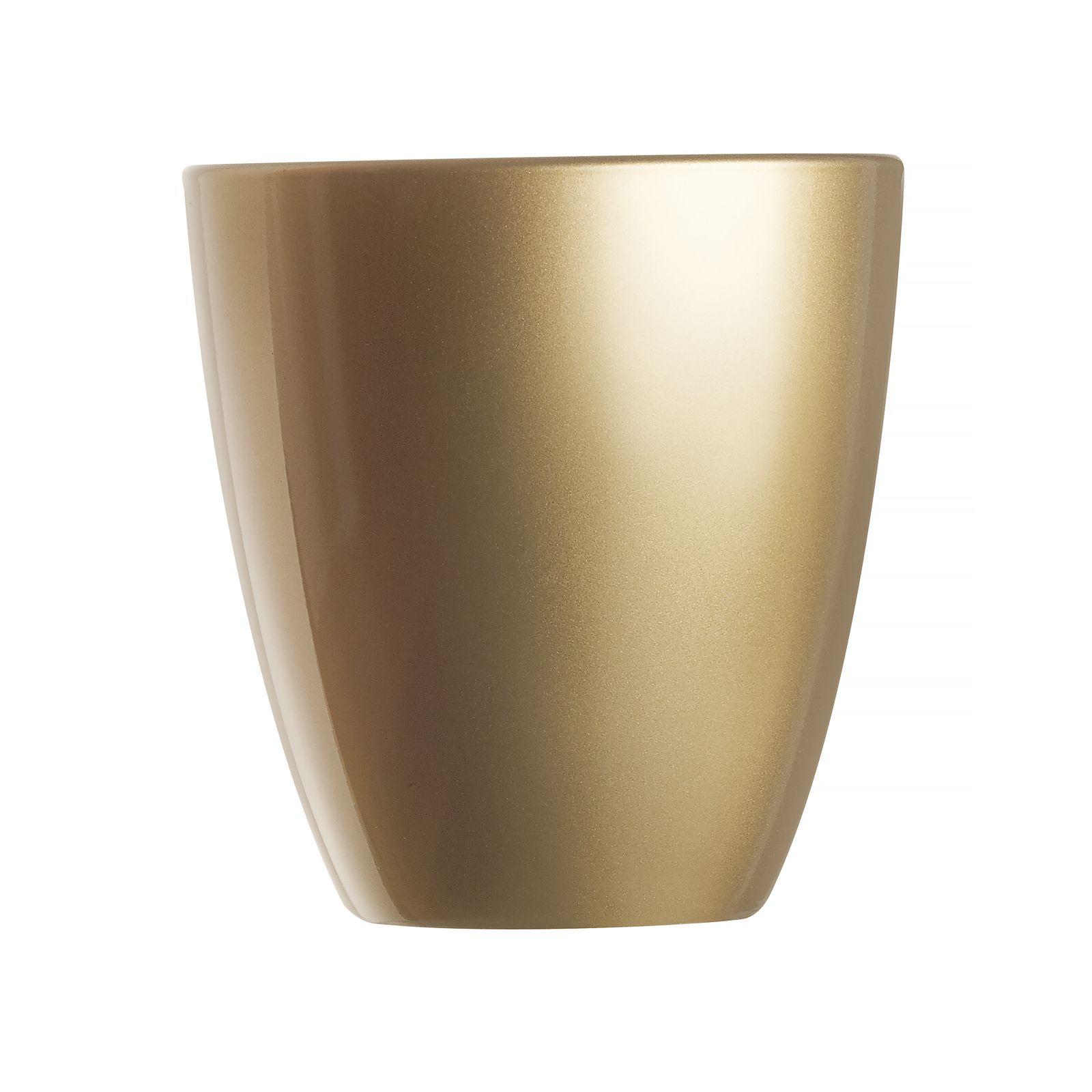 Portacandele Abacco Gold 8,5 cm LUMINARC
