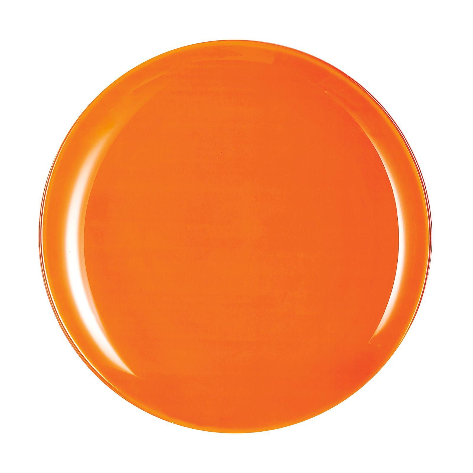 Assiette à dessert Arty Orange 20,5 cm LUMINARC
