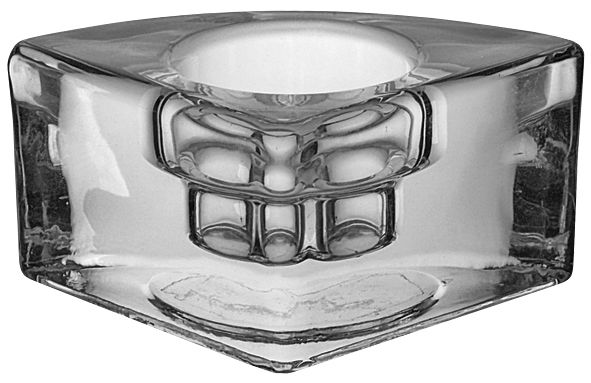 Candeliere Tealight Quarto 7 x 7 x 4,5 cm