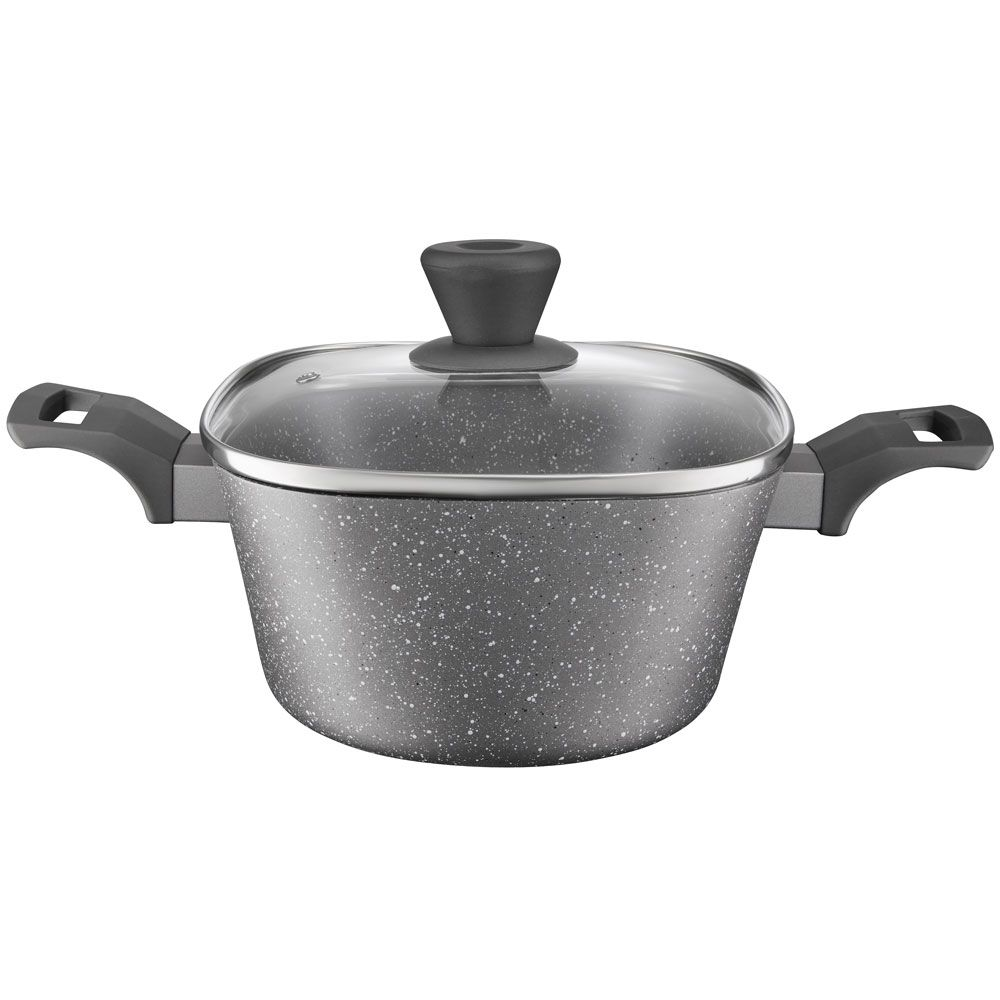 Cooking pot with lid Silverstone 24 cm AMBITION