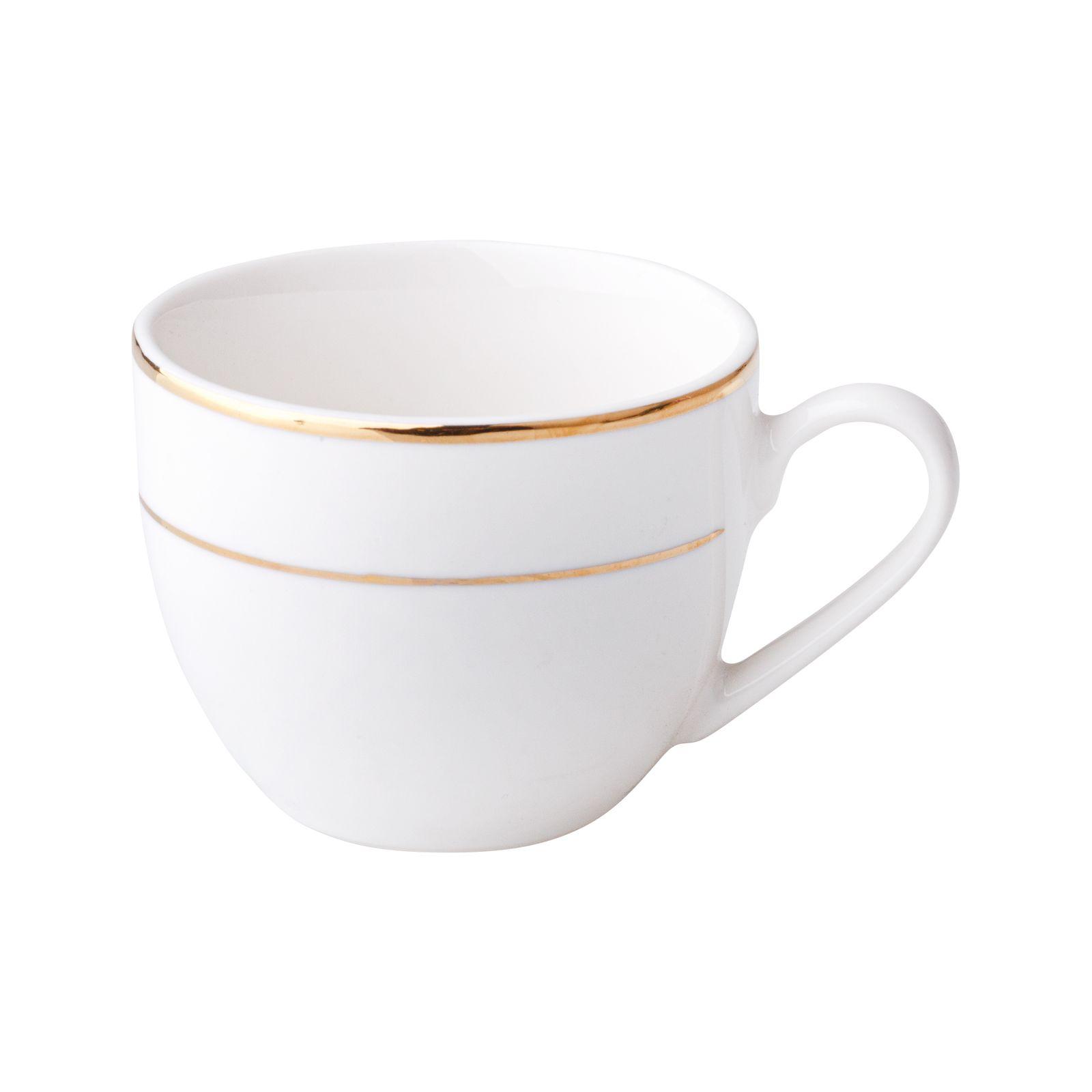 Taza de café expreso Aura Gold 9 cl AMBITION
