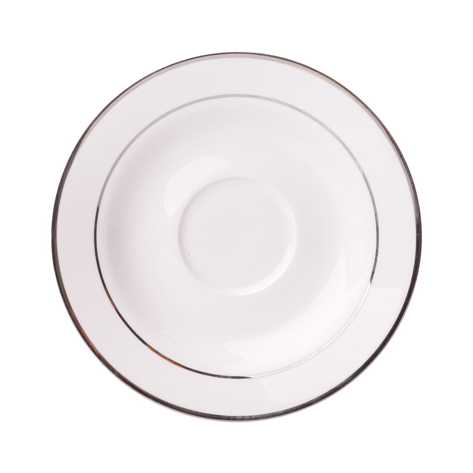 Spodek Aura Silver 12,5 cm AMBITION