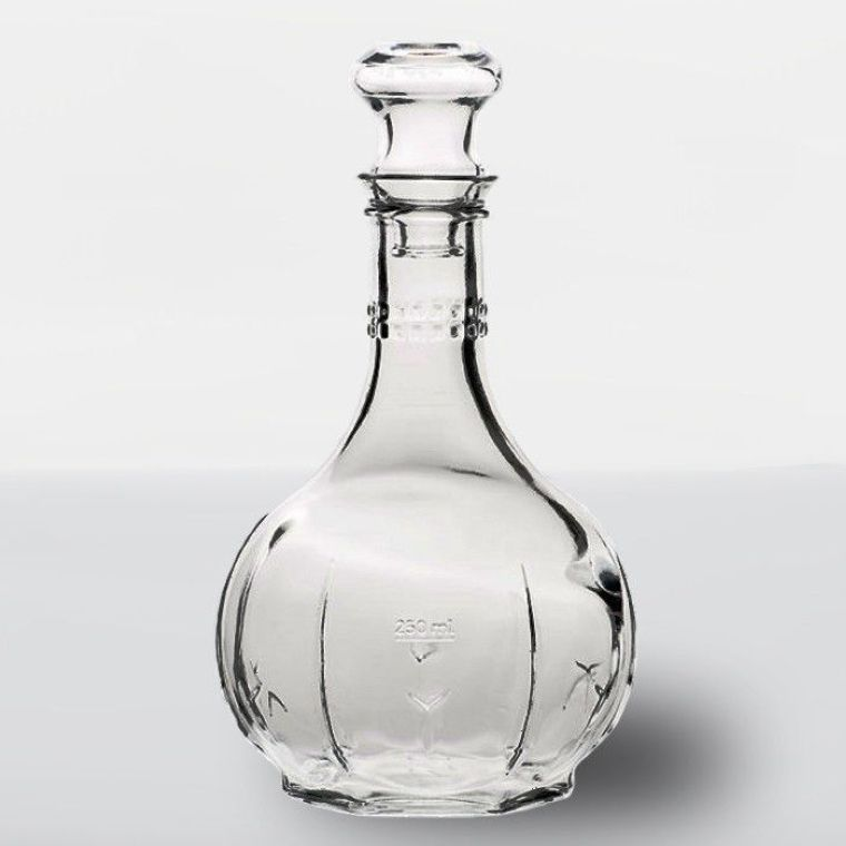 Decanter with cork stopper 500 ml PASABAHCE