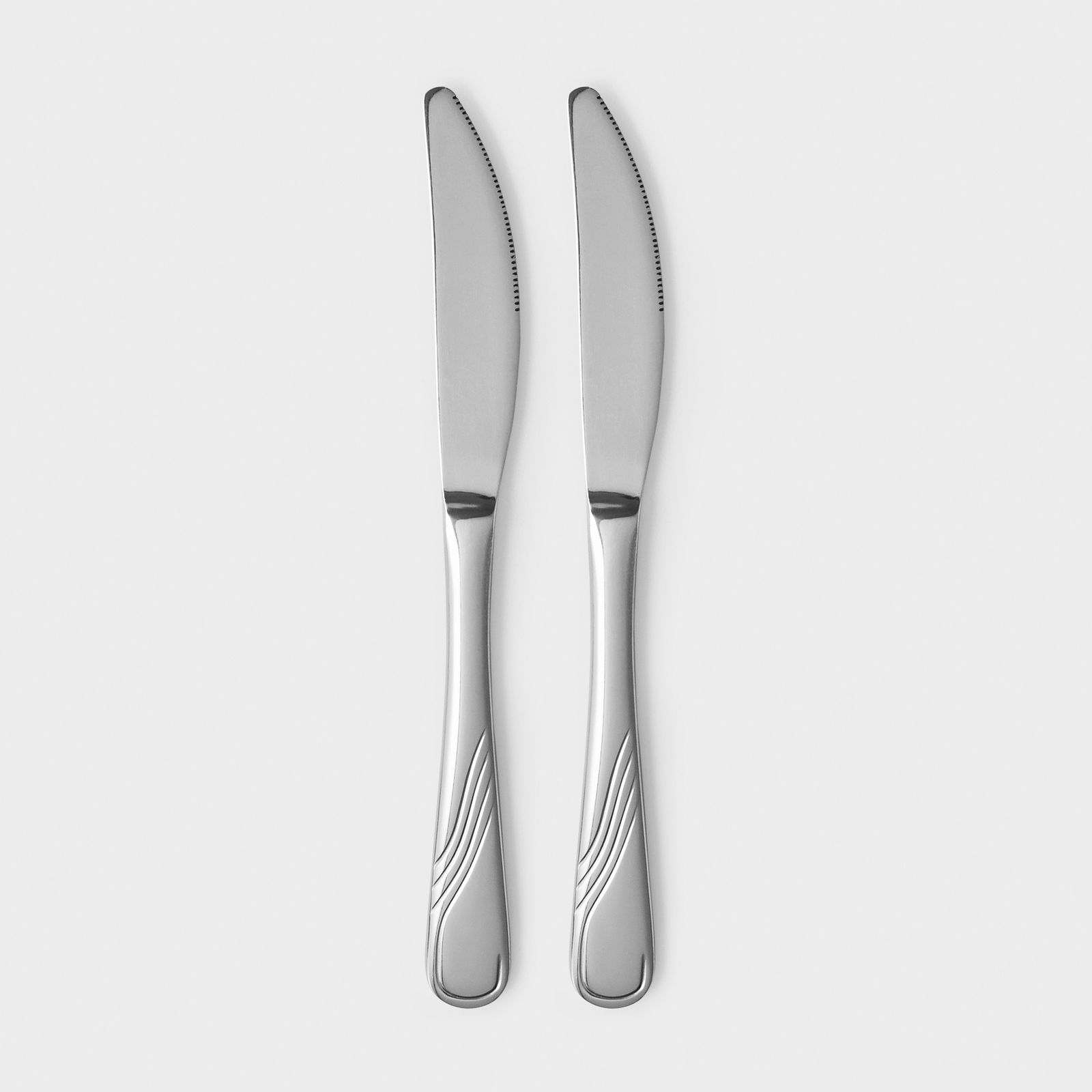 Napoli table knife 2-pieces