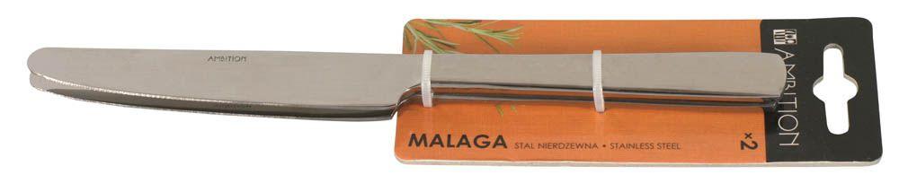 Lot de 2 couteaux  Malaga 22,5 cm AMBITION