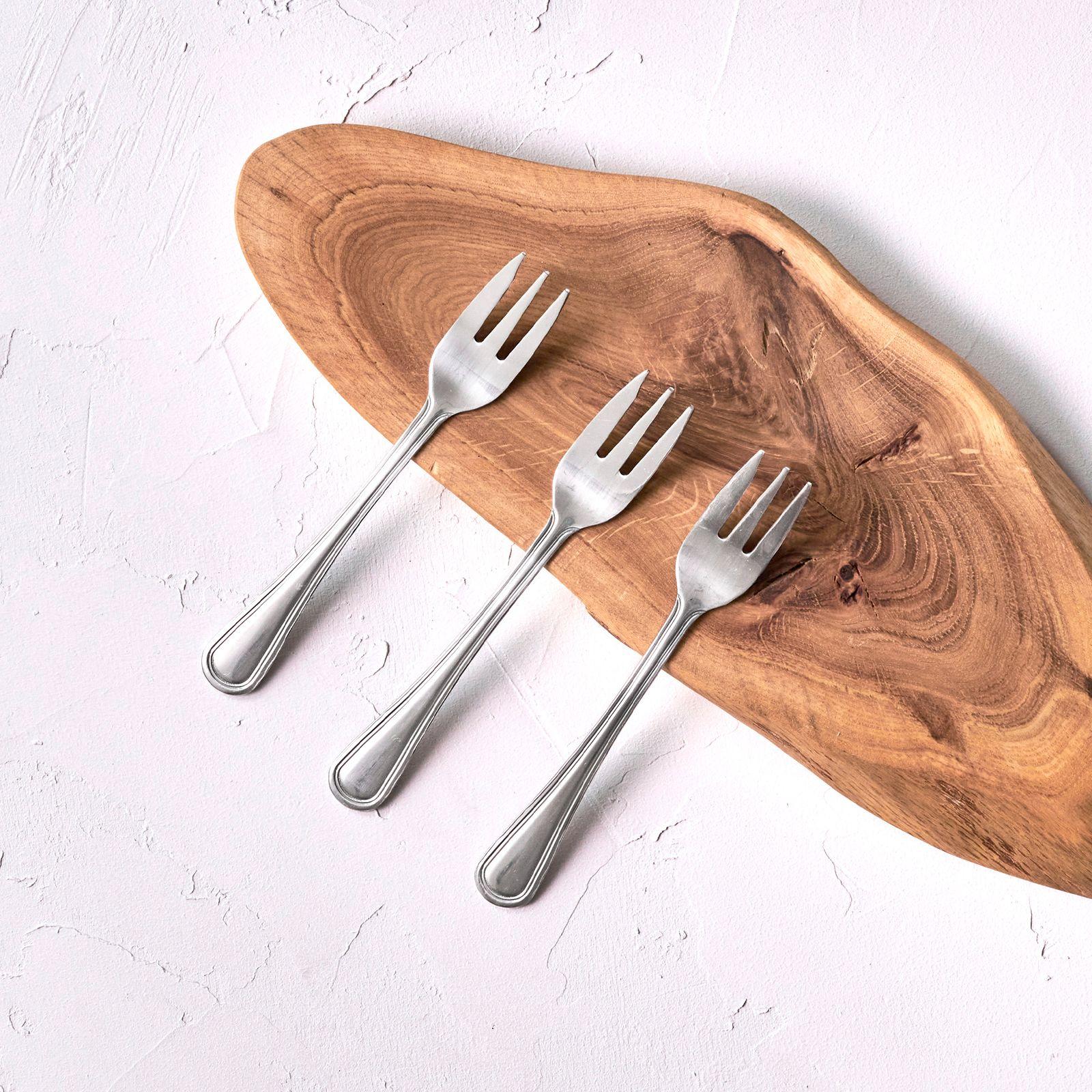 Set of 3 dessert fork London 14,5 cm DOMOTTI