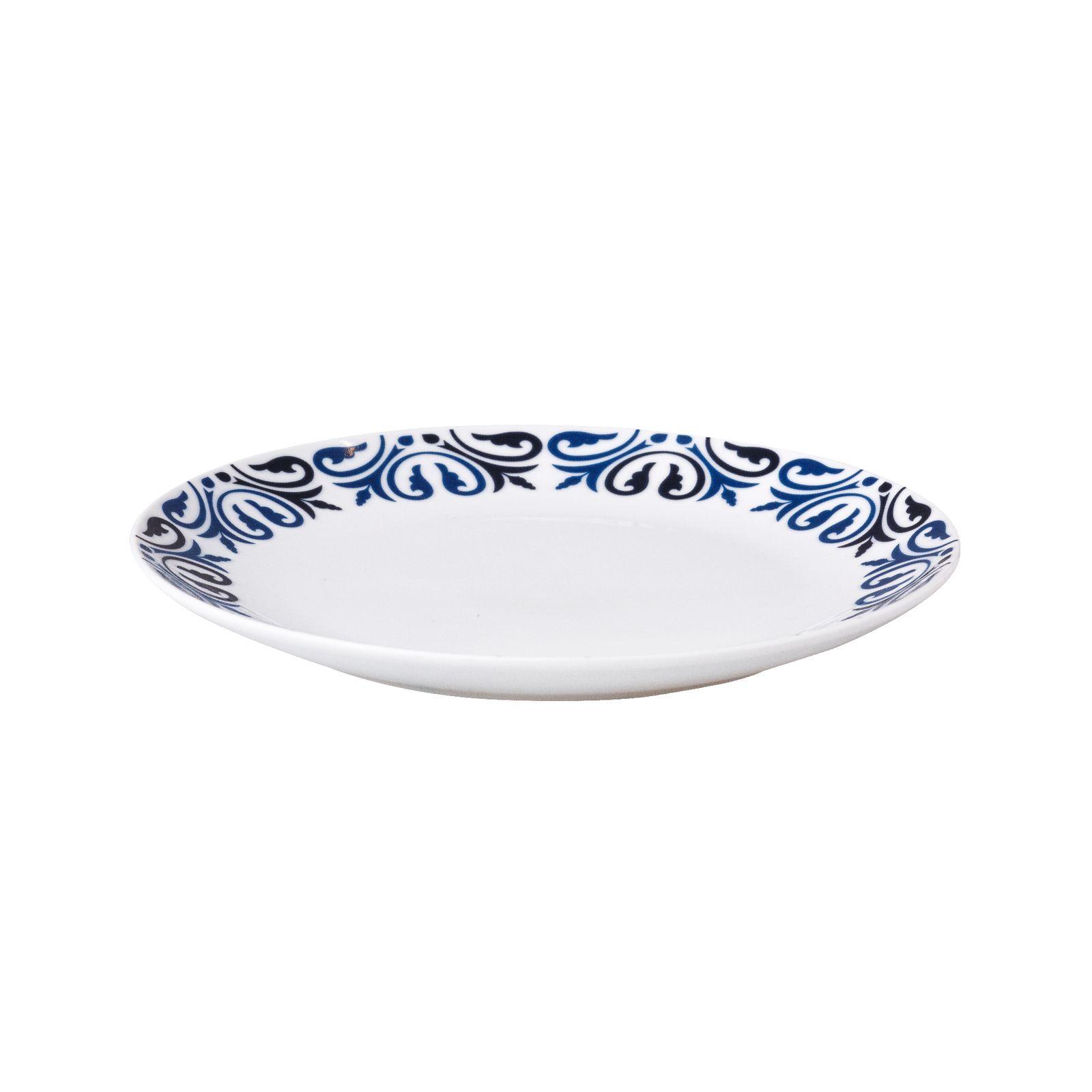 Assiette creuse  Marocco blue navy 21,5 cm AMBITION