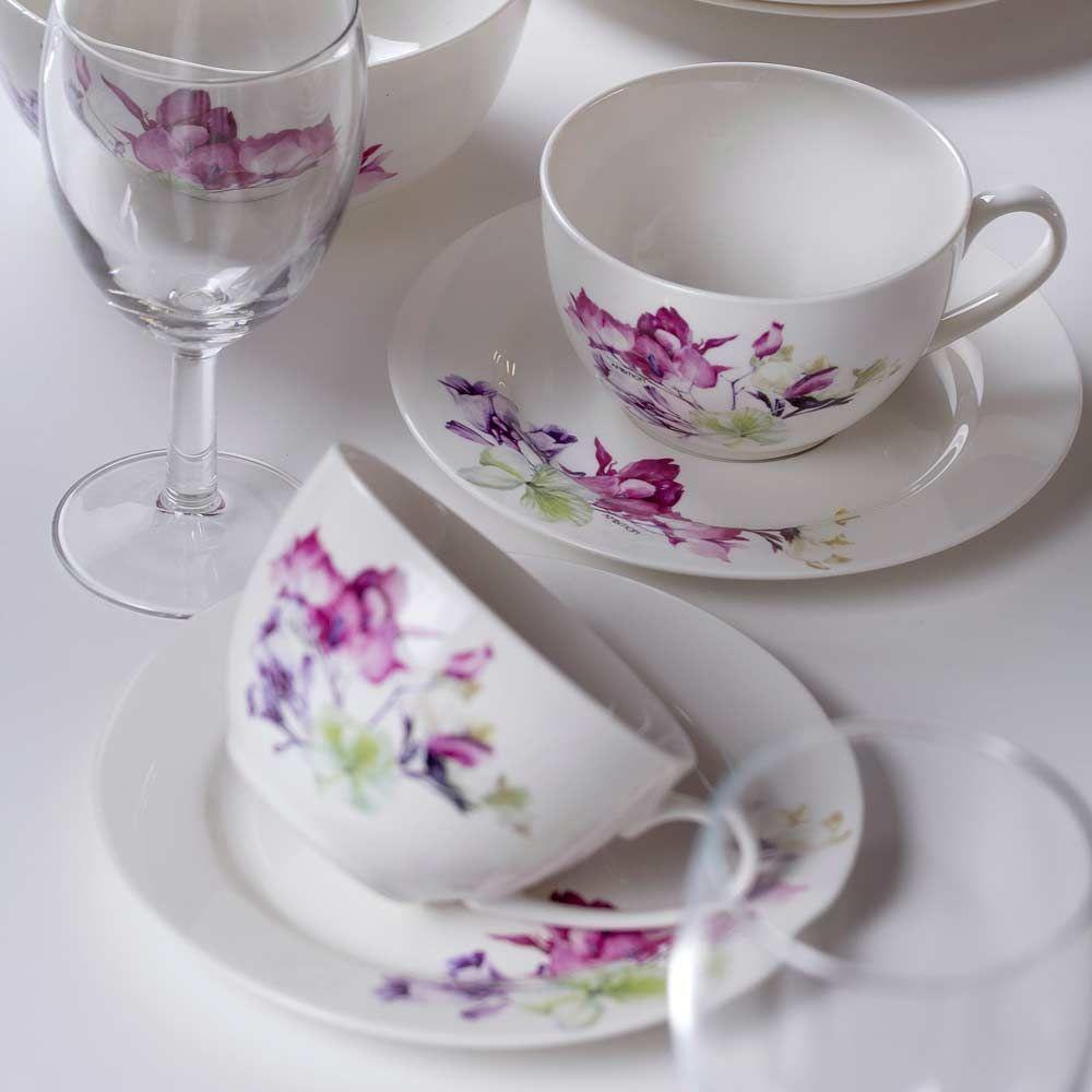 Servizio da tè / caffè Garden 12-pezzi AMBITION