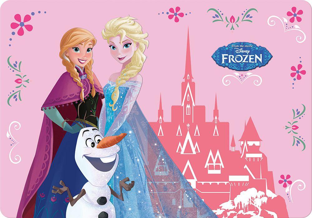 Podložka na stůl Frozen 42 x 29 cm DISNEY