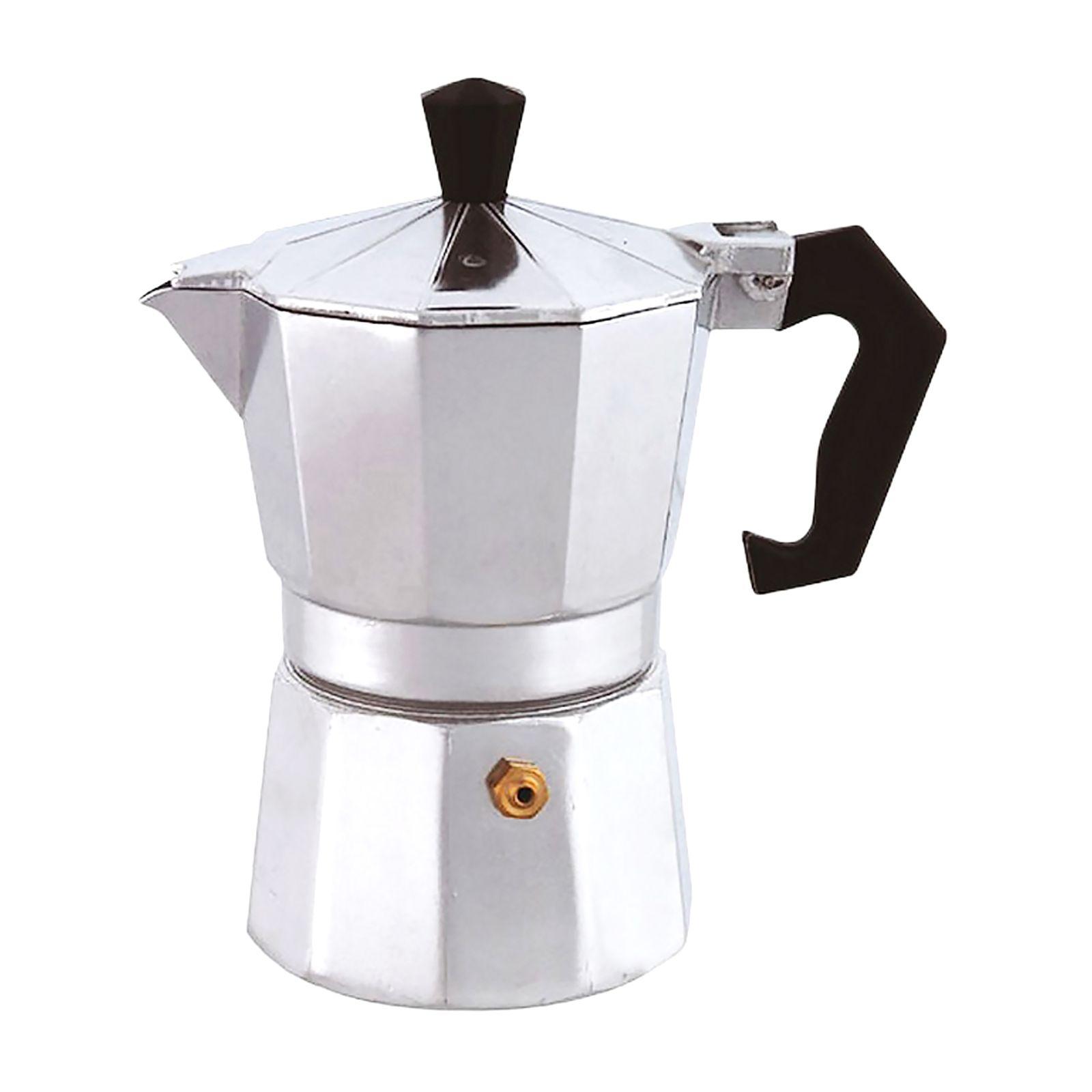 Cafetière moka en aluminium 150ml