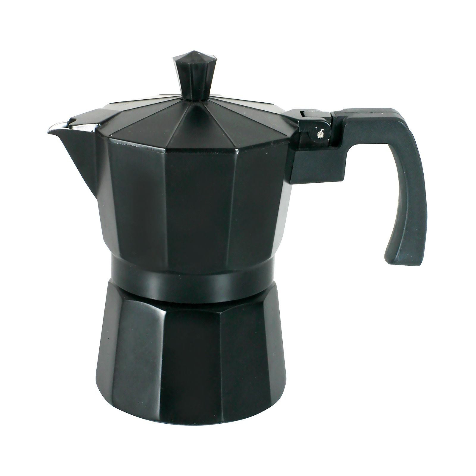 Cafetière en aluminium Negra 15 cl DOMOTTI