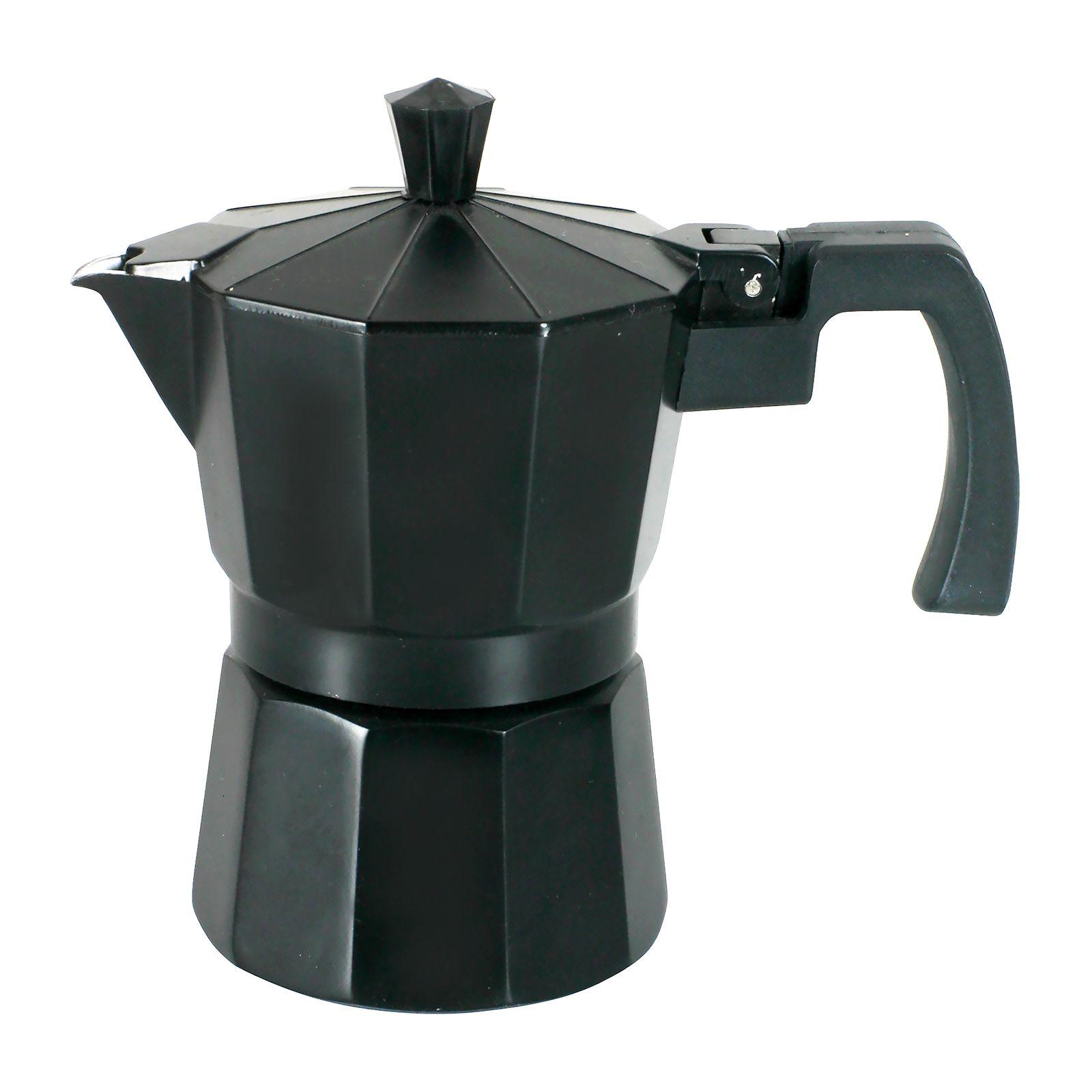 Cafetière en aluminium Negra 30 cl DOMOTTI