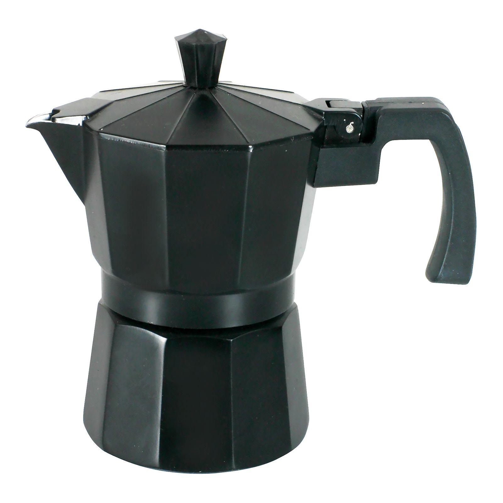 Cafetière en aluminium Negra 45 cl DOMOTTI