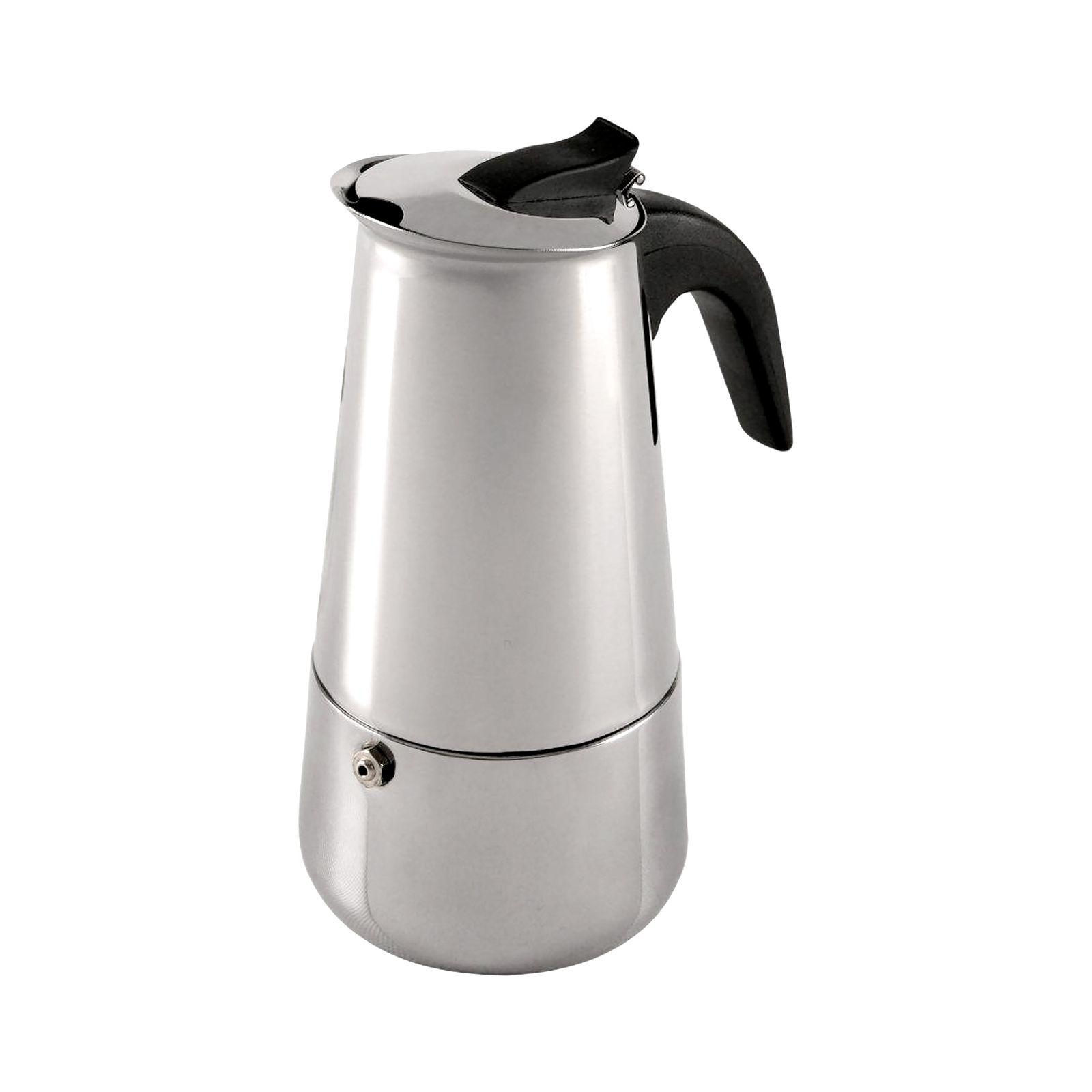 Cafetiere en inox Vella 20 cl DOMOTTI
