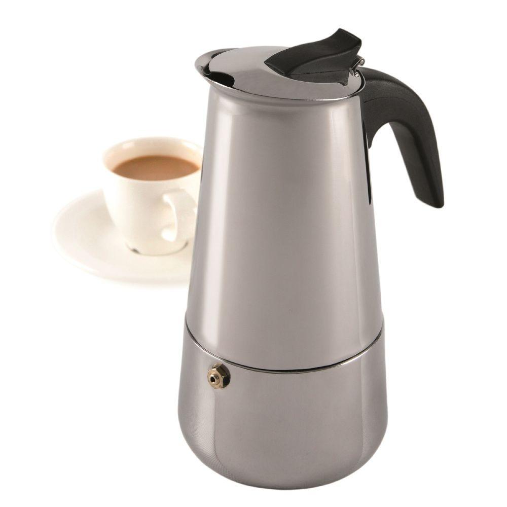 Cafetiere en inox Vella 45 cl DOMOTTI