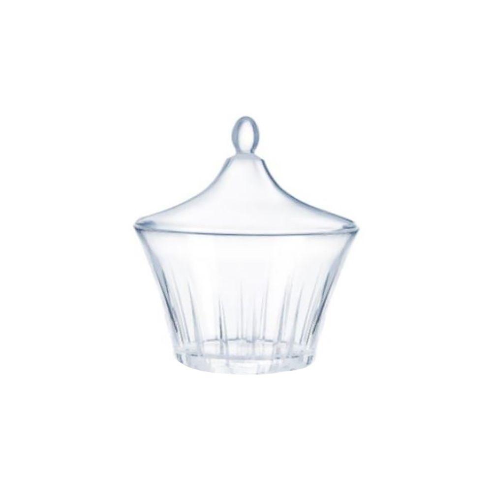 Sugar bowl with lid Lance 10 cm LUMINARC