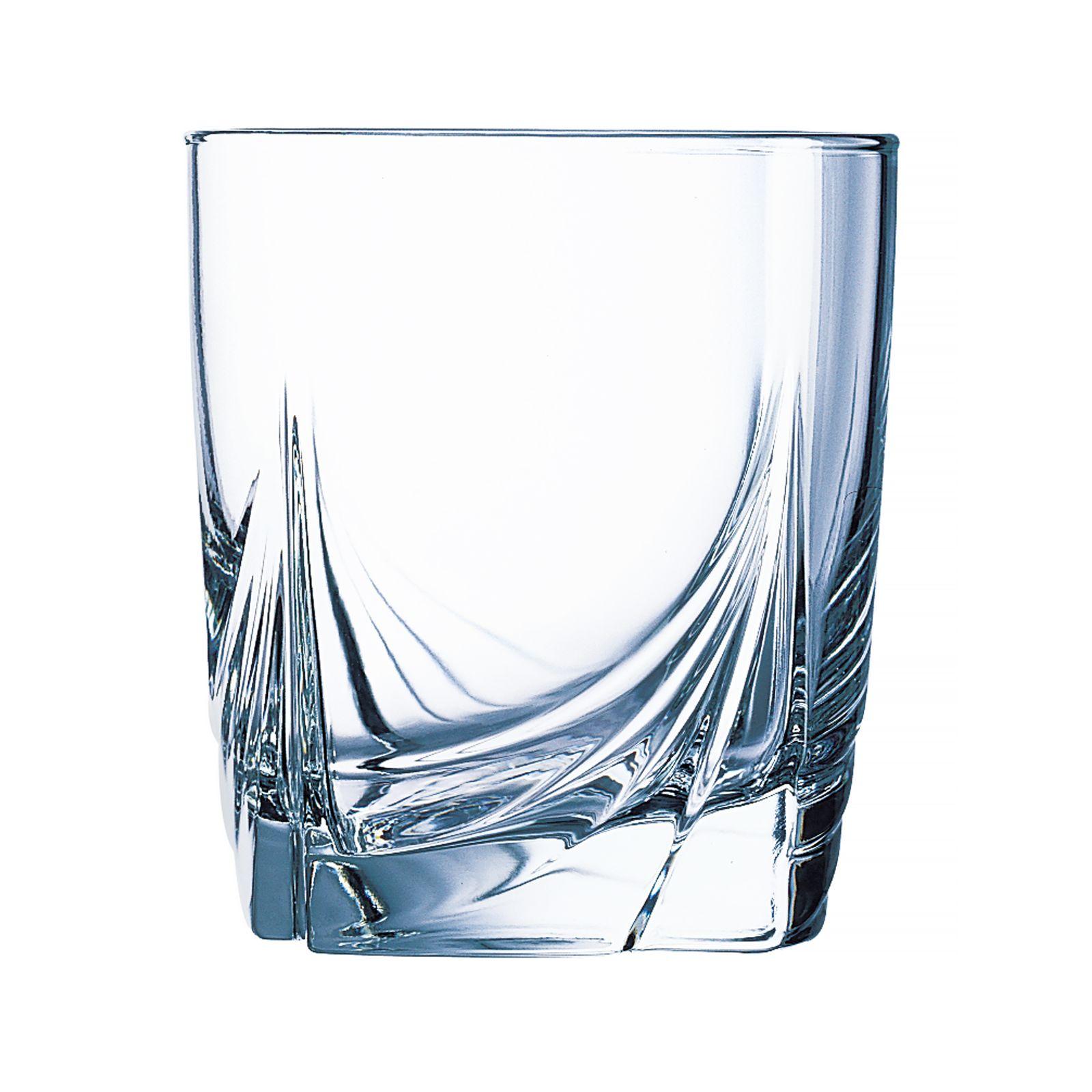 Set of 6 glasses Ascot 300 ml LUMINARC
