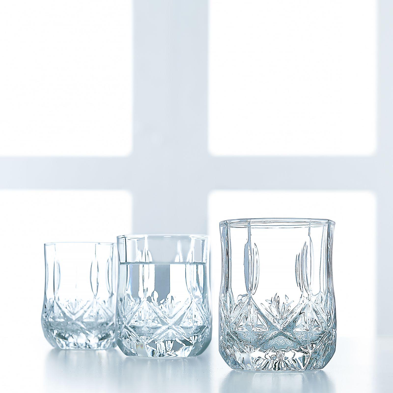 Set of 6 glasses Brighton 270 ml LUMINARC