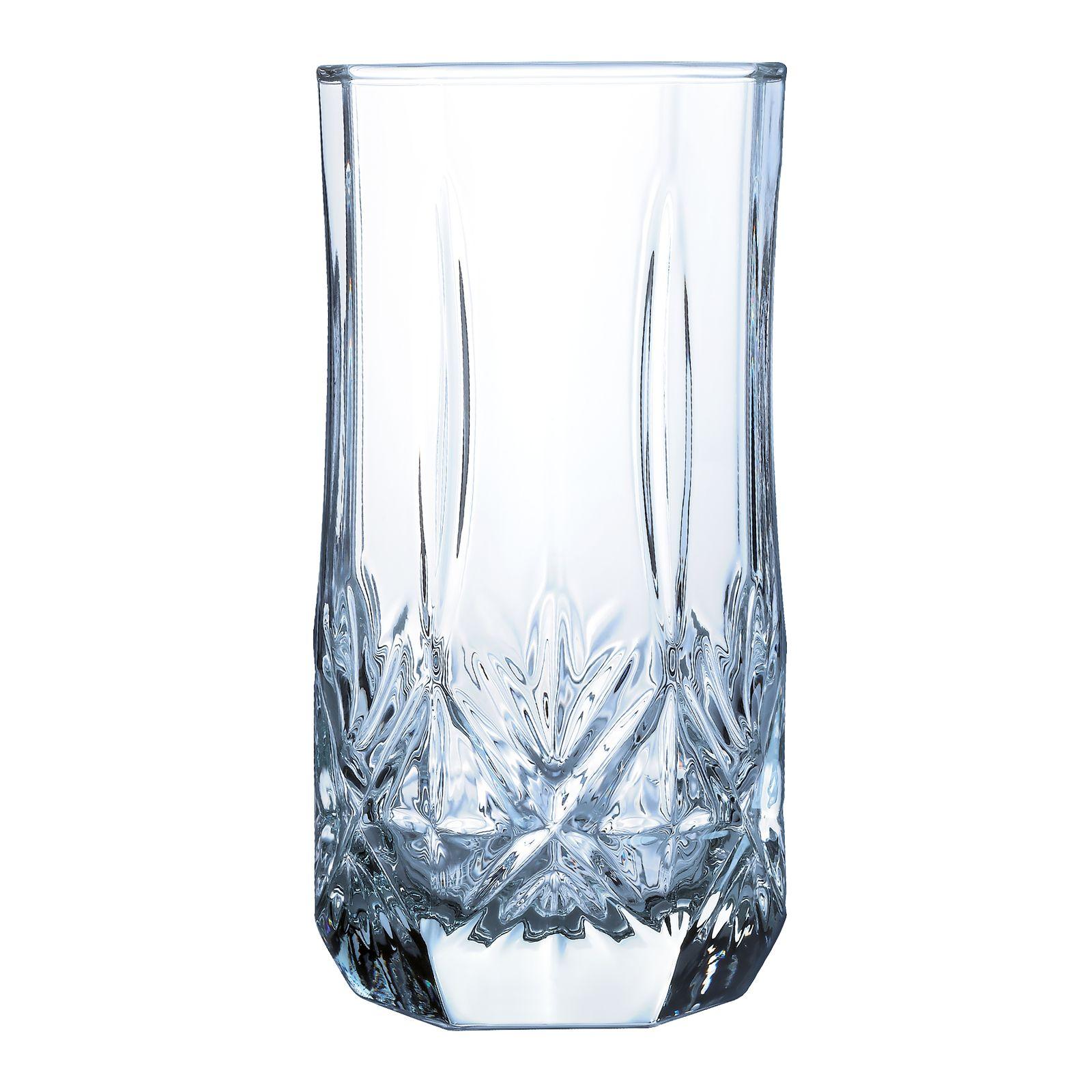 Set of 6 glasses Brighton 310 ml LUMINARC