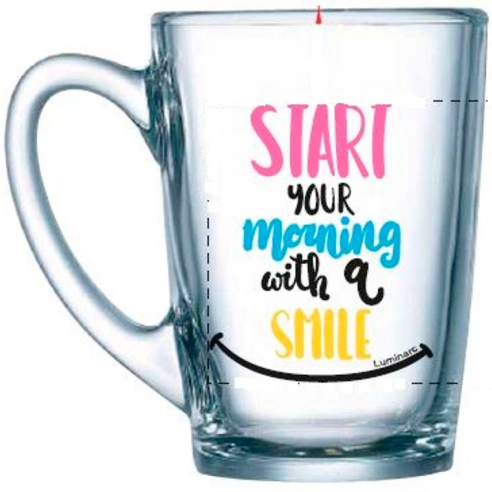Mug New Morning Happy Morning 32 cl LUMINARC