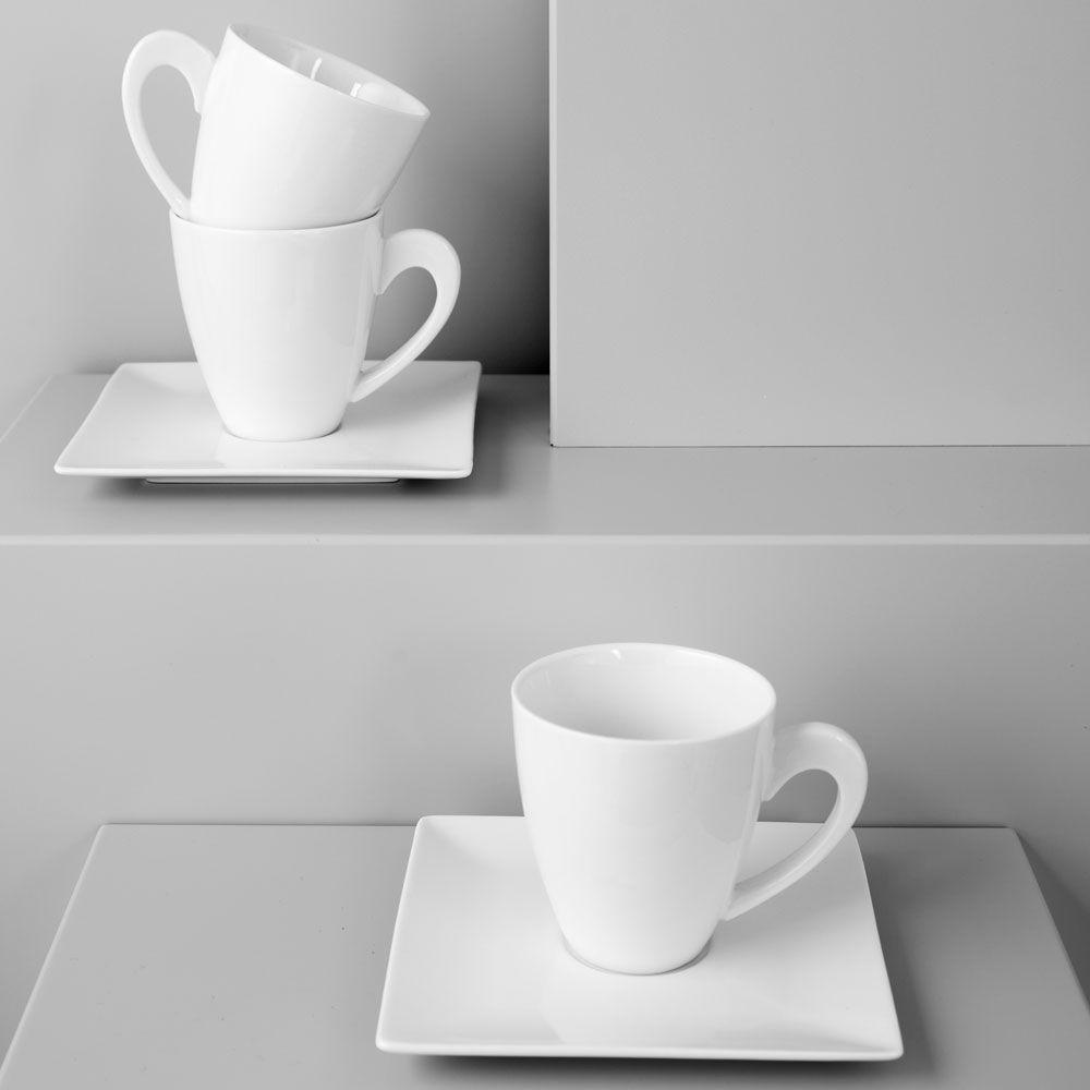 Coffee set Porto 17 elements AMBITION