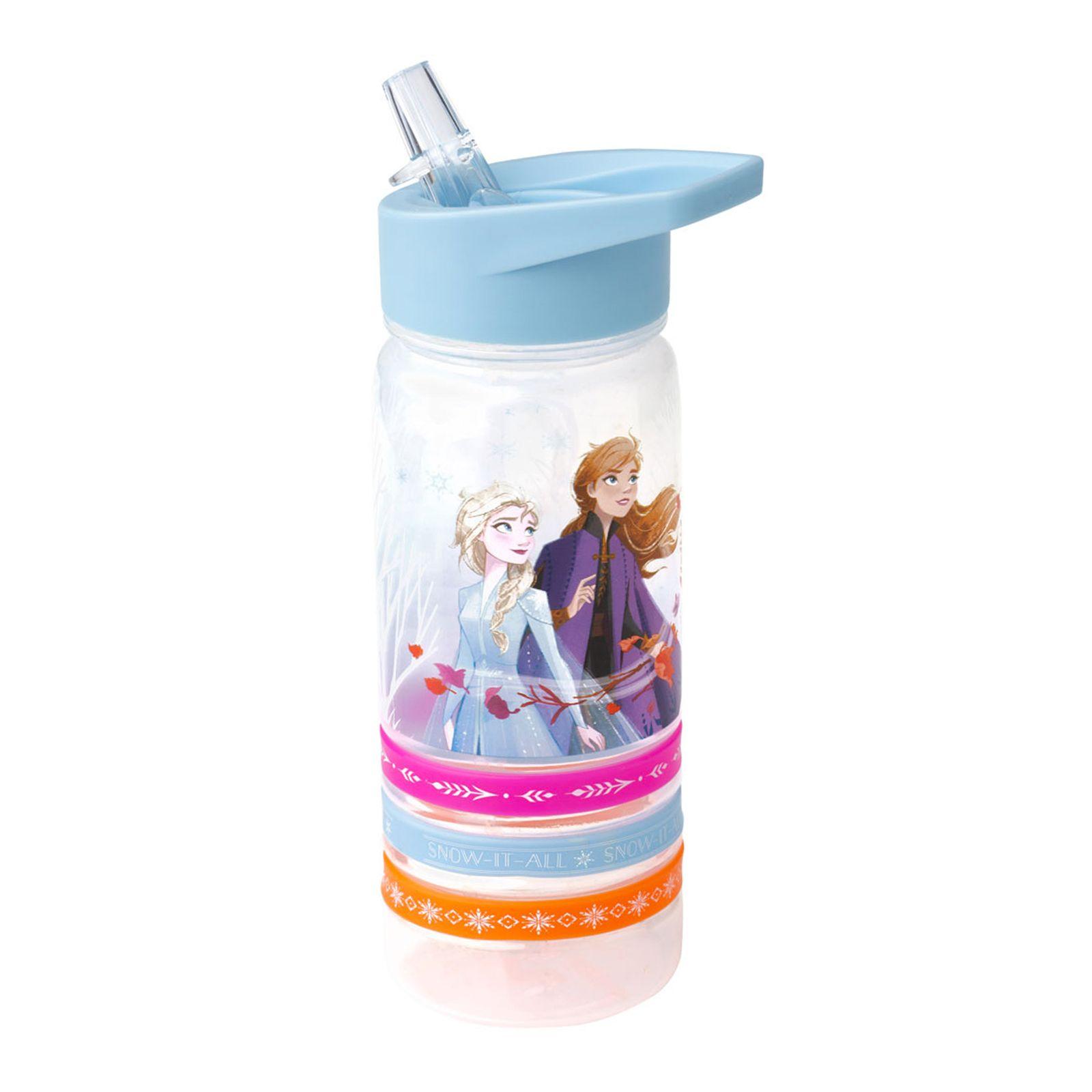 Sportovní láhev s náramky Frozen II Výprava 520 ml DISNEY