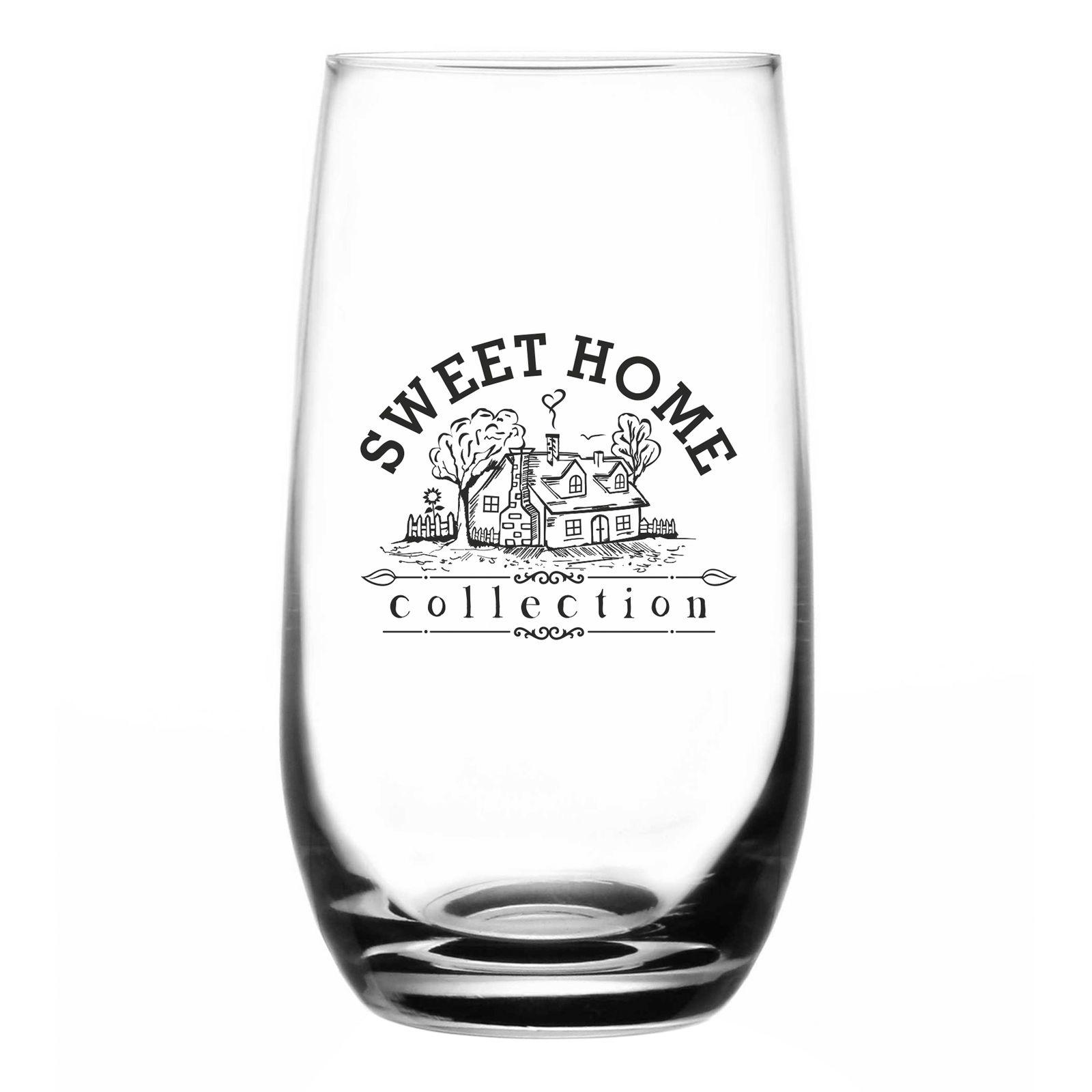 Sada 6 sklenic Sweet Home 320 ml GLASMARK