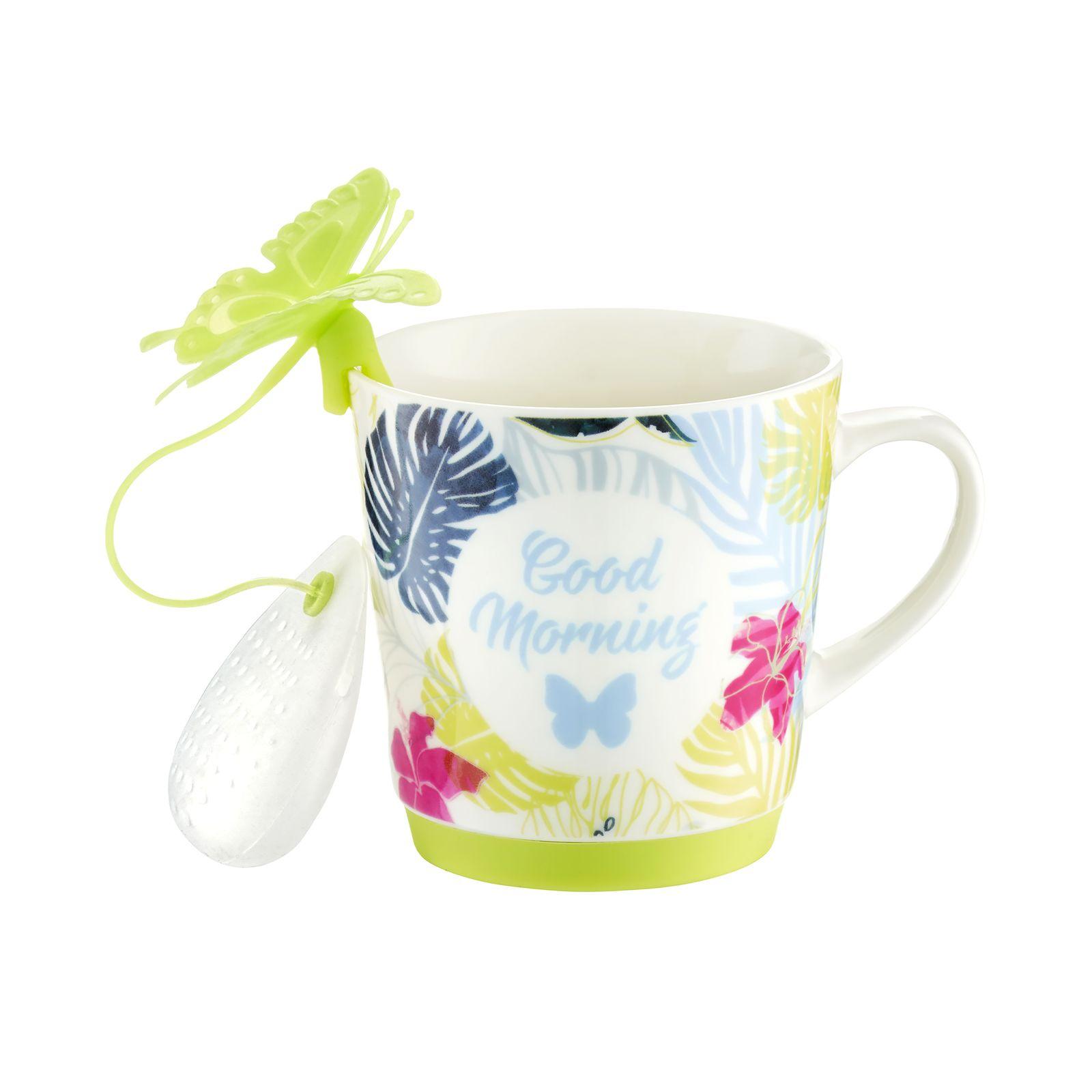 Mug avec infuseur Sweet Jungle 29 cl AMBITION