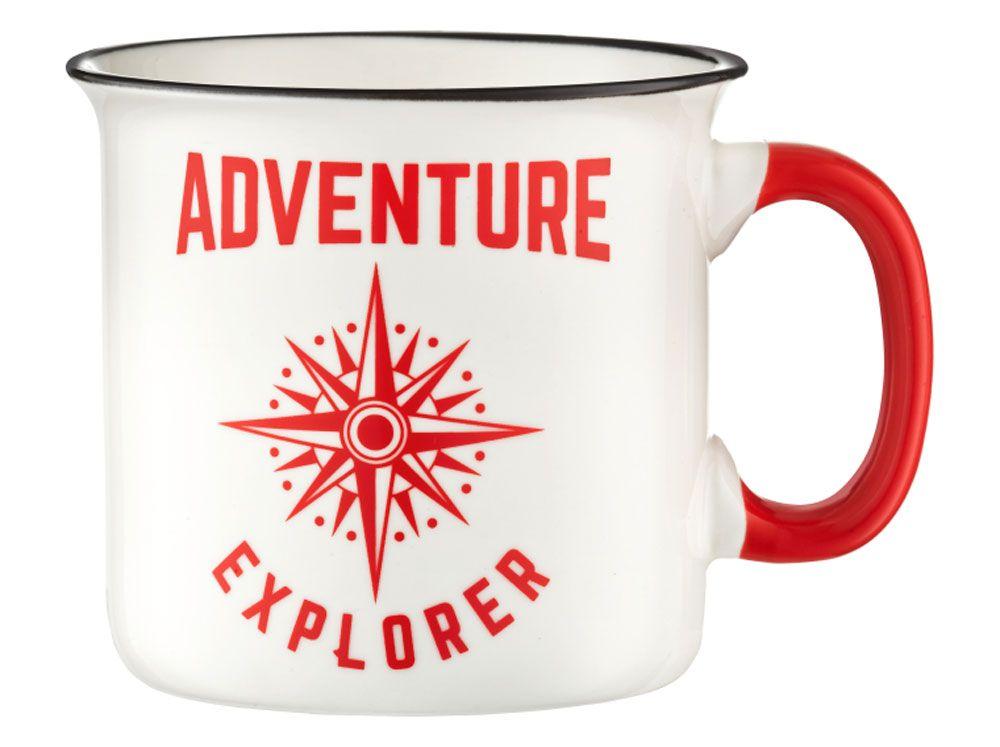 Kubek Adventure Explorer 510 ml AMBITION