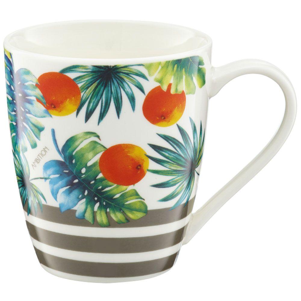 Mugg Tropical 370 ml Apelsin AMBITION