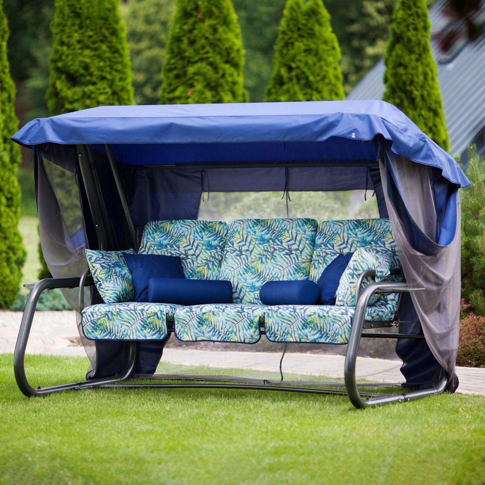 Huśtawka ogrodowa Venezia Lux G045-01PB PATIO
